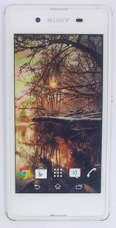 Sony Xperia E3 D2212 Dual Branco 4gb Original Anatel Vitrin