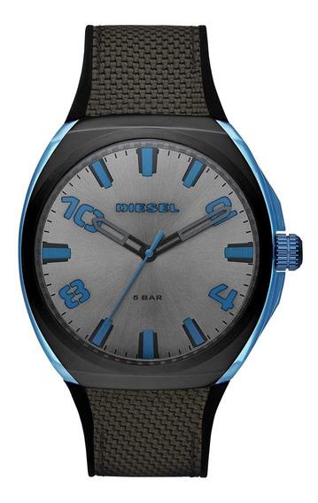 Relógio Diesel Fastback Analógico Masculino Dz1885/0pn