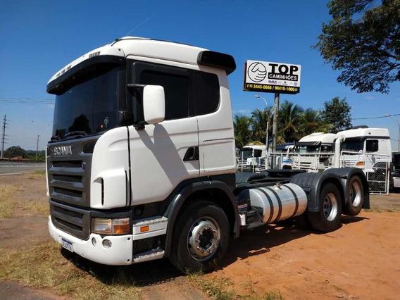 Scania 124 420 2010 Baixa Km 600 Mil
