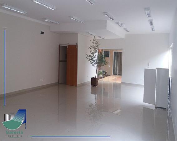 Sala Comercial Em Cravinhos Para Locação - Sa00179 - 4454660