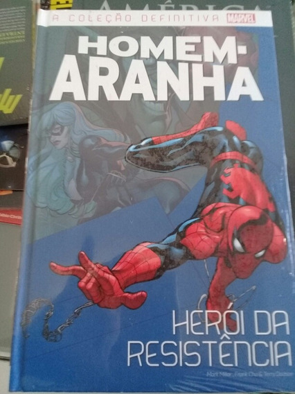 Homem Aranha Coleção Definitiva 6 - Herói Da Resistência