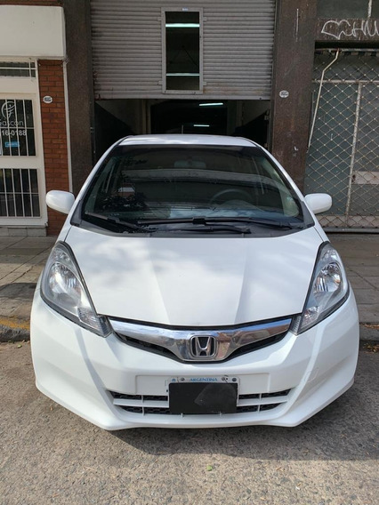 Honda Fit Lx-l At 2013