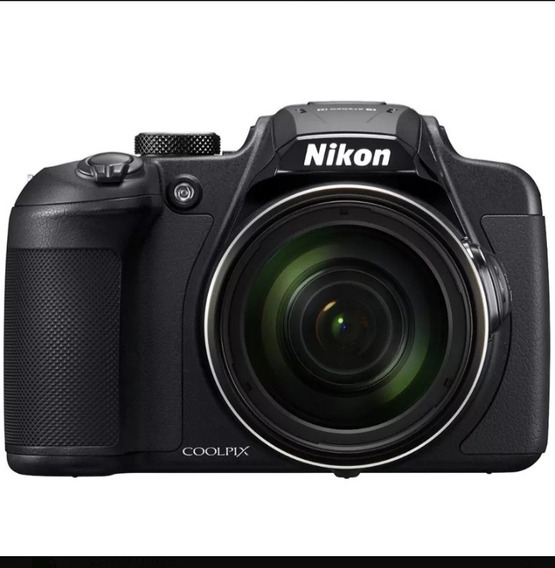 Vendo Nikon Coolpix Como Nuev Sin Detalles Zoom 60x Video 4k
