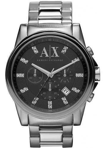 Relógio Armani Exchange Masculino Ax2092/pn Original Barato