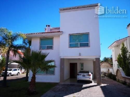 Casa Sola En Renta Fracc Haciendas Del Campestre