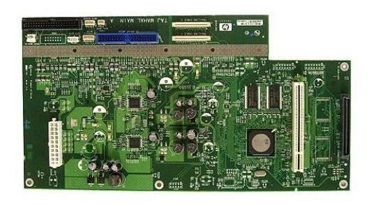 Módulo Eletrônico Plotter Hp T1100/t610 44 - Q6687-67013