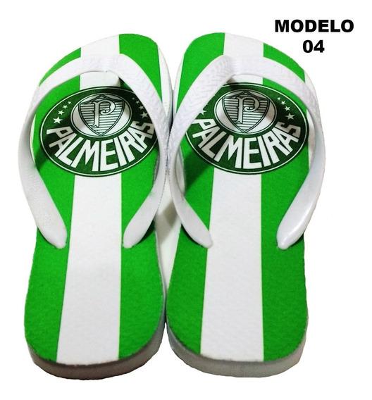 Chinelo Personalizado Palmeiras