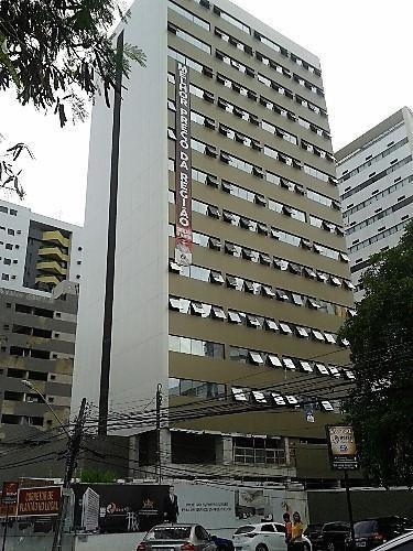 Sala Comercial Para Venda E Locação, Boa Viagem, Recife. - Sa0154
