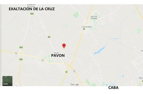 Retasado Chacra  22has  Terreno Venta En Pavon Exaltación De La Cruz Pavon