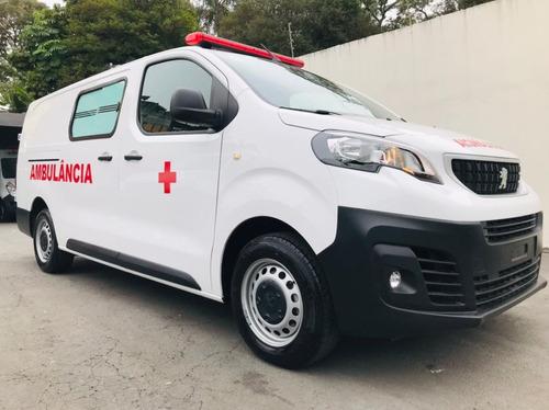 Imagem 1 de 14 de Nova Peugeot Expert Ambulancia