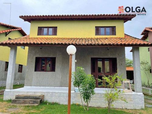 Imagem 1 de 30 de Casa Em Condomínio, À Venda - Gravatá/pe - Vl0078