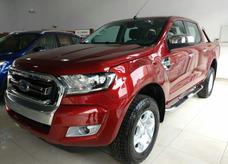 Ford Ranger Xlt 3.2 4x2 Cd Anticipo Y Cuotas, Tasa 0% (av)