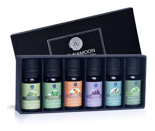 Set De Aceites Esenciales. Aromaterapia