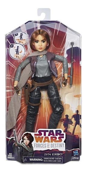 Boneca Star Wars - Destiny - Jyn Erso C1624 / C1621