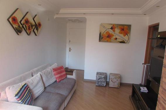 Apartamento Residencial À Venda, Jardim Independência, São Paulo. - Ap4193