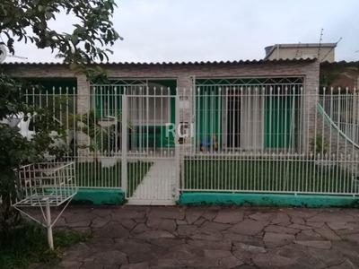 Casa Em Rubem Berta Com 3 Dormitórios - Ot6734