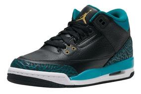 Nike Air Jordan 3 Jaguars Retro Mayma Sneakers