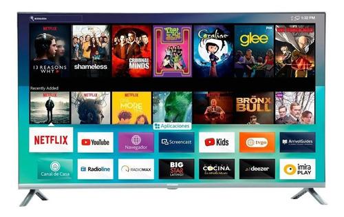 """Imagen 1 de 4 de Smart TV Hyundai HYLED3243NiM HD 32"""" 110V"""