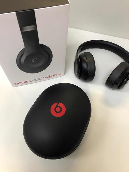 Fone Beats Studio 3 Wireless By Dr. Dre - Feito Pela Apple