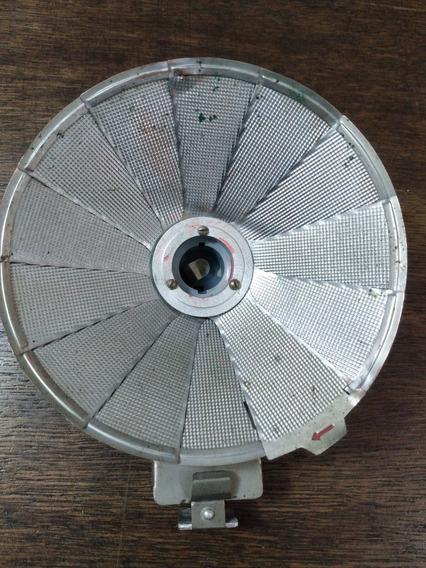 Flash Fotográfico Antigo De Lâmpada Tipo Leque Retrátil (c5)