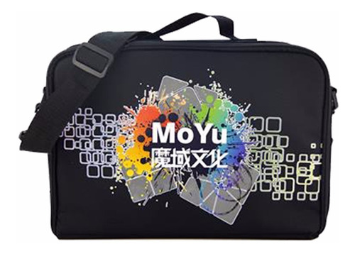 Maletin Mochila Porta Cubos Moyu Original Para Competencias