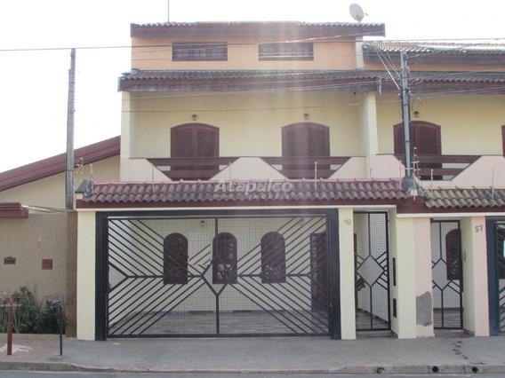 Casa Para Aluguel, 3 Quartos, 2 Vagas, Jardim São Roque - Americana/sp - 10802