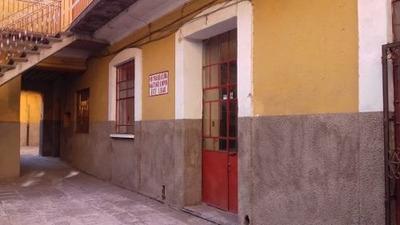 Casona En Venta, En El Centro De Puebla