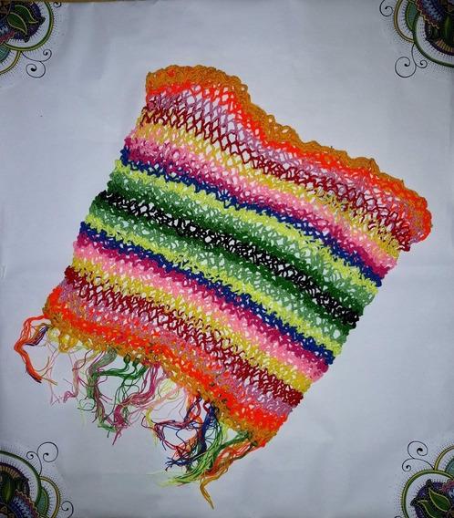Multicolor Flecos