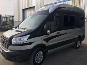 Ford Transit 2.2 Furgon Mediano 350m 2017