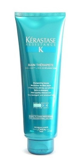 Kerastase Shampoo X250 Bain Thérapiste Resistance Loreal