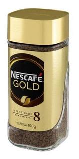 Kit C/ 6 Nescafé Gold Café Solúvel 6x100g - Maravilhoso!