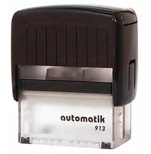 Sellos Automáticos Dtmaq 913 22 X 57 Mm Por 4 Unidades