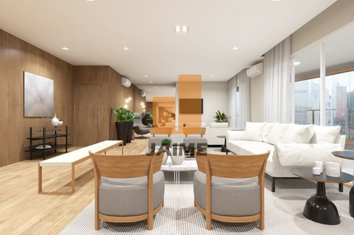Apartamento À Venda Em Rua Afonso Braz, Vila Nova Conceição, 4 Quartos, 280 M² - Ja16931