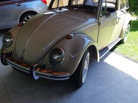 Volkswagen Fusca Fuscao 1500