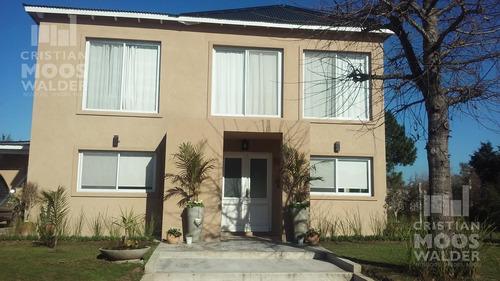 Casa En Venta Barrio San Lucas - Cristian Mooswalder Negocios Inmobiliarios.