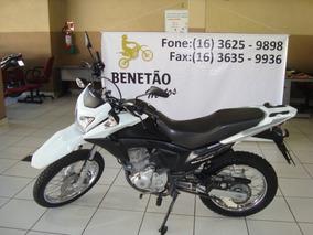 Honda Nxr 160 Bros Esd Branco 2015