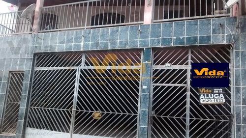 Casa Térrea Para Locação Em Km 18  -  Osasco - 33265