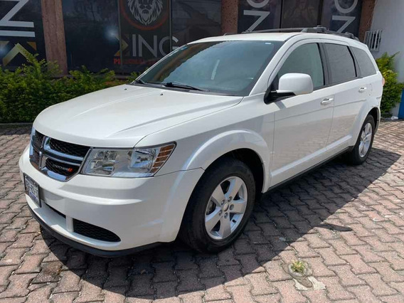 Dodge Journey 2.4 Sxt 7 Pasajeros Lujo At 2016