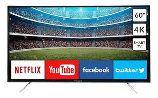 Smart Tv 60 Pulgadas 4k Rele-60uhd Recco Netflix You Tube