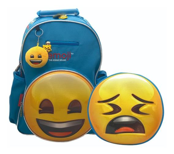 Mochila De Espalda 16 Emoji Tt837