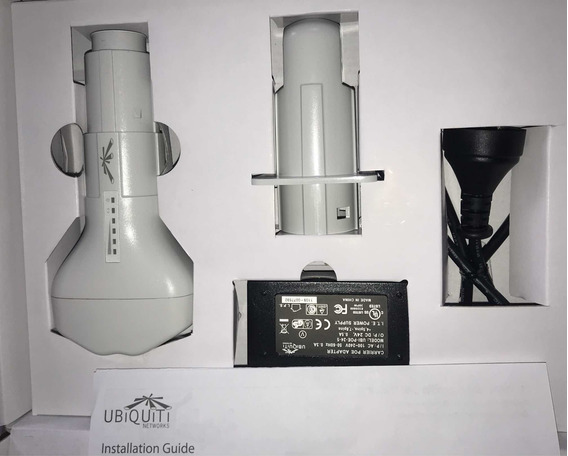 Enlace Ubiquiti Nanobridge M5 Antena 5ghz Airmax