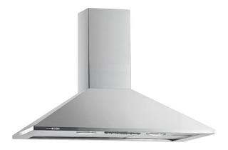 Extractor purificador cocina Spar Prima ac. inox. de pared 598mm x 240mm x 490mm acero 220V