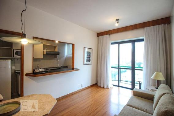Apartamento Para Aluguel - Savassi, 1 Quarto, 49 - 893095562