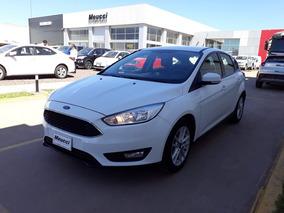 Ford Focus Iii 1.6 S Blanco Año 2016