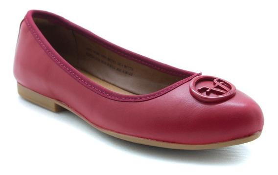Flexi De Dama Zapatos Flats Casual 47311 Rojo Originales