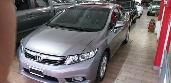 Honda Civic Exs Mt 2013 Impecable