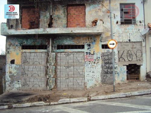 Terreno - Vila Re - Ref: 6839 - V-6839