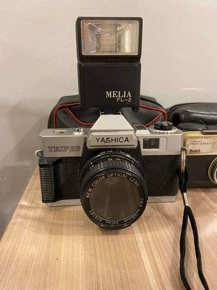 Câmera Fotográfica Yashica Trip 55