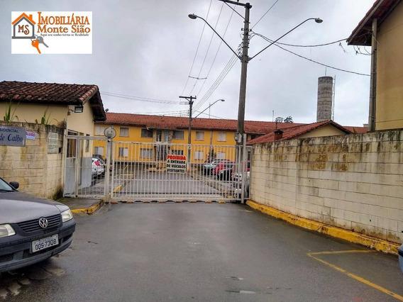 Sobrado Com 2 Dormitórios À Venda, 42 M² Por R$ 150.000,00 - Vila Carmela I - Guarulhos/sp - So0490
