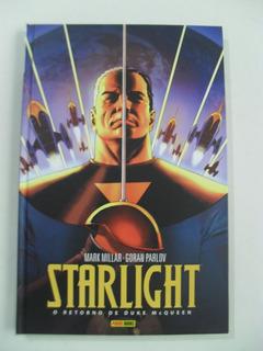 Hq - Starlight - Mark Millar - Capa Dura - Rav73
